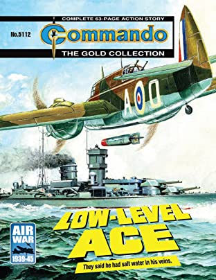 Commando #5112: Low-Level Ace