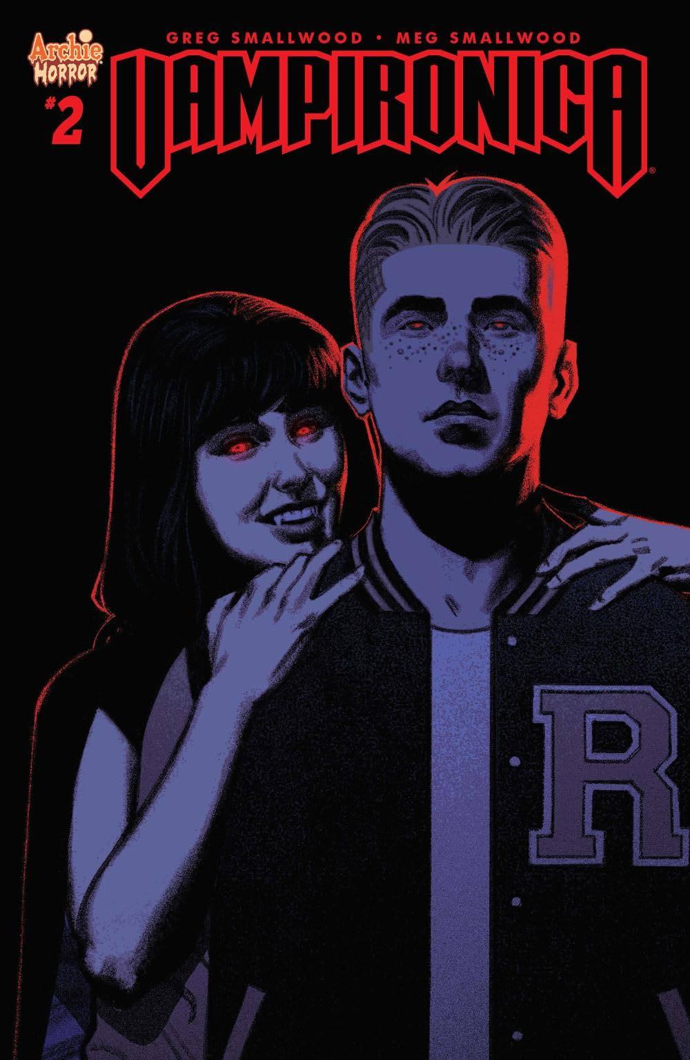 Vampironica #2
