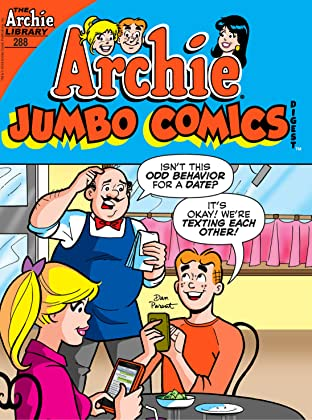 Archie Comics Double Digest #288