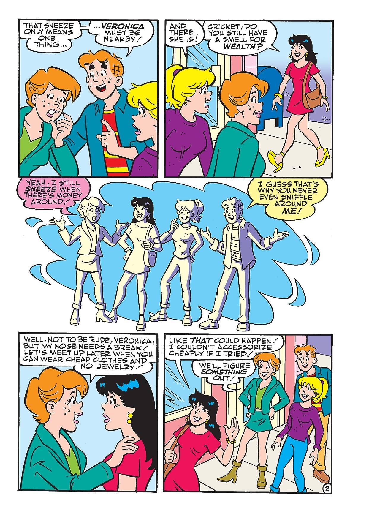 Archie Comics Double Digest #288