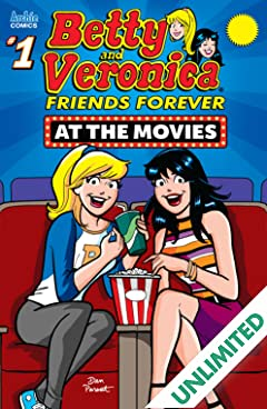 Betty & Veronica Best Friends Forever: At The Movies