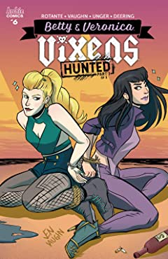 Betty & Veronica Vixens No.6