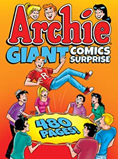 Archie Giant Comics Surprise