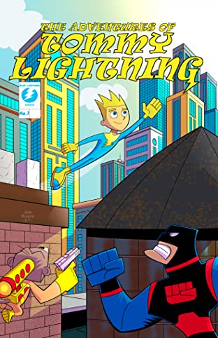 The Adventures of Tommy Lightning #1
