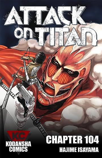 Attack on Titan #104
