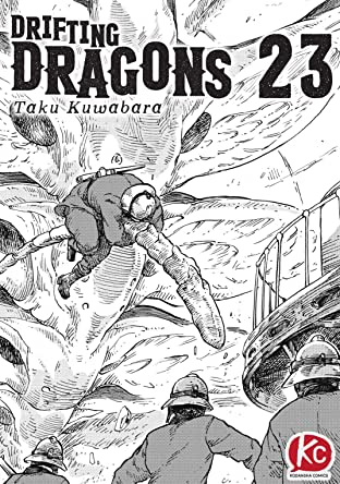 Drifting Dragons #23
