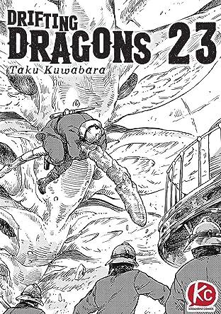 Drifting Dragons No.23