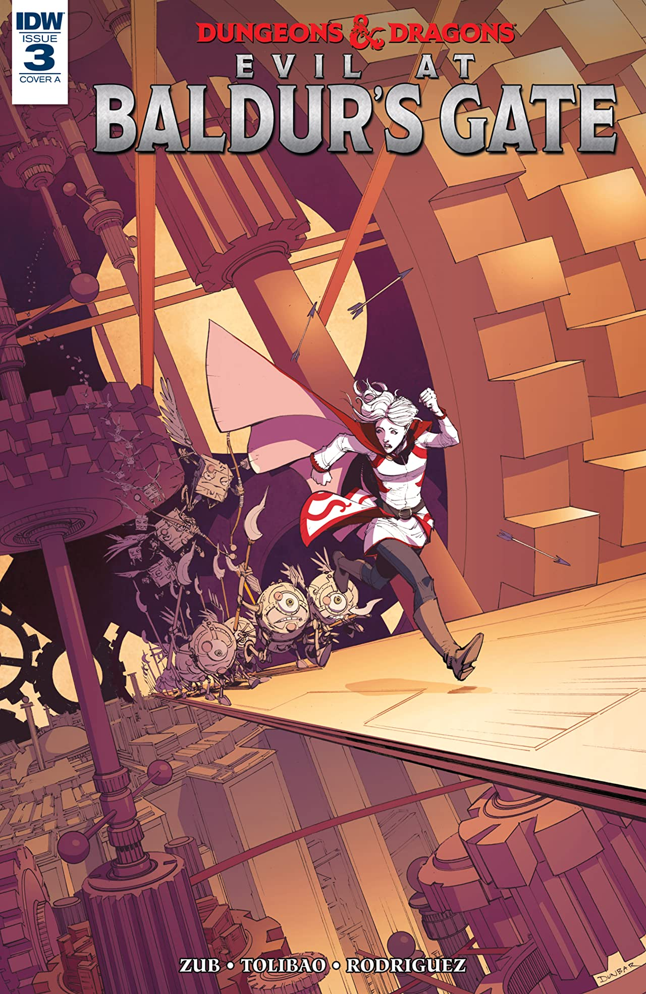 Dungeons & Dragons: Evil at Baldur's Gate #3