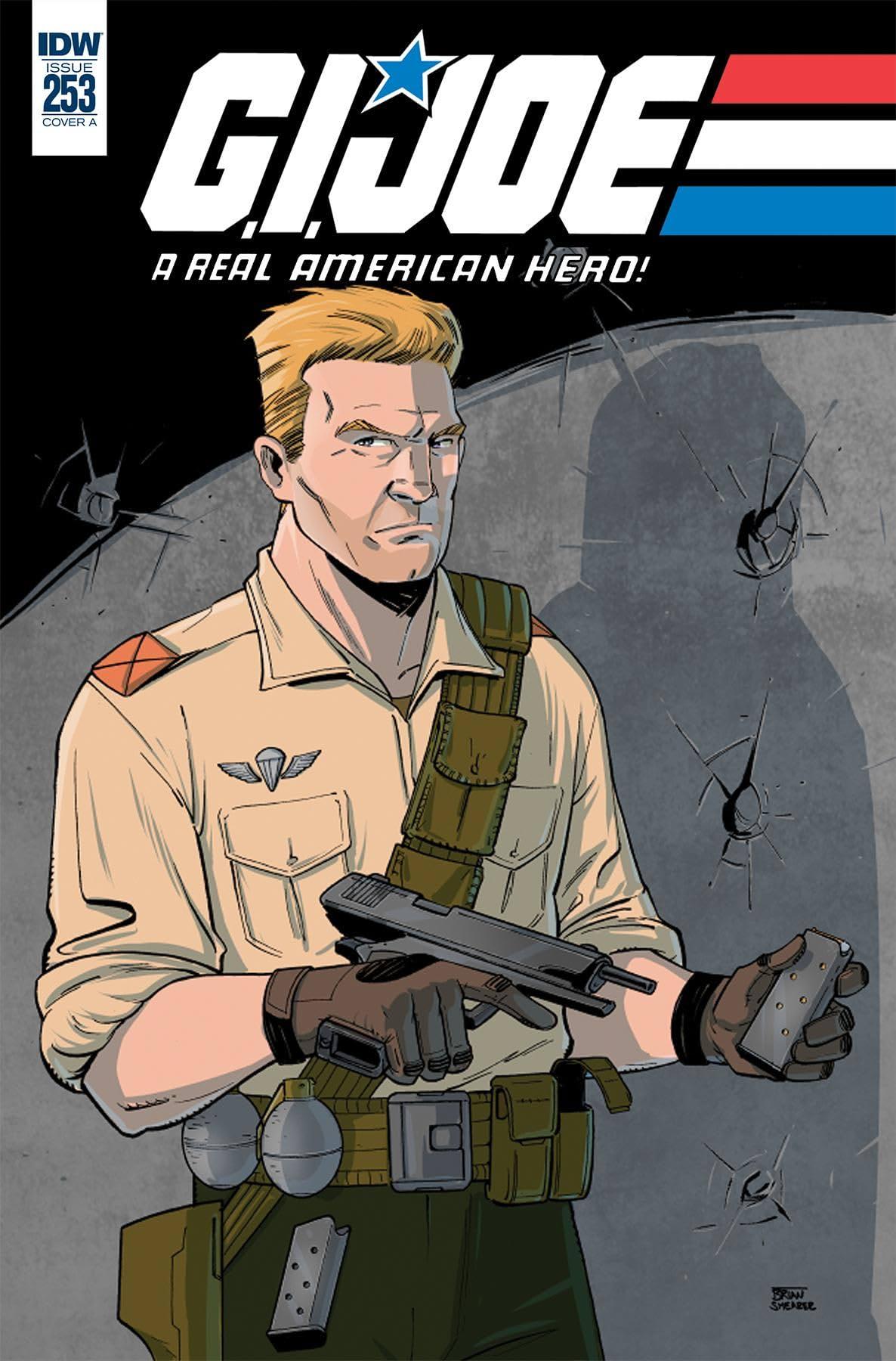 G.I. Joe: A Real American Hero #253
