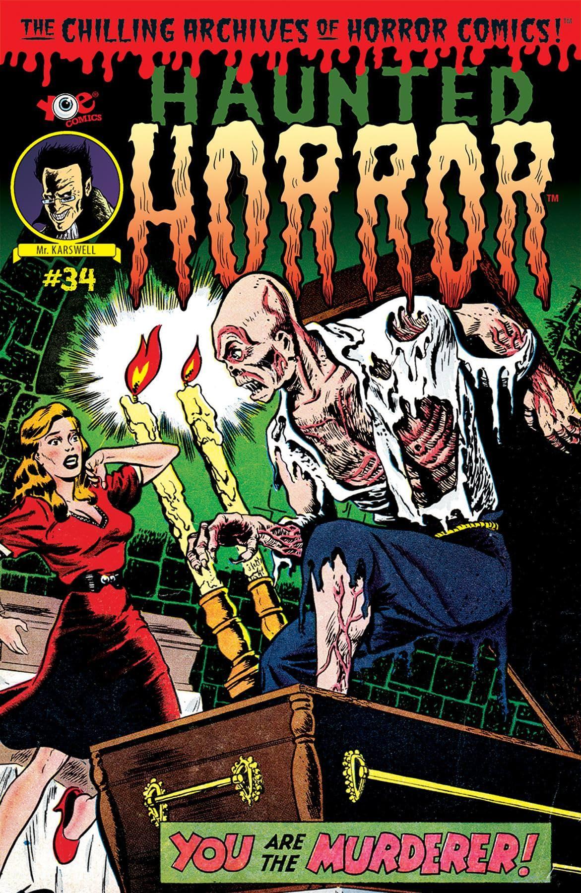 Haunted Horror #34
