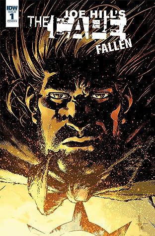 Joe Hill's The Cape: Fallen #1
