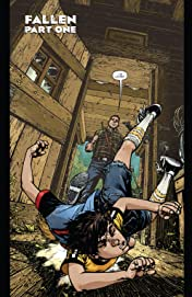 Joe Hill's The Cape: Fallen #1 (of 4)