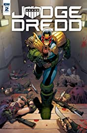 Judge Dredd: Under Siege #2 (of 4)