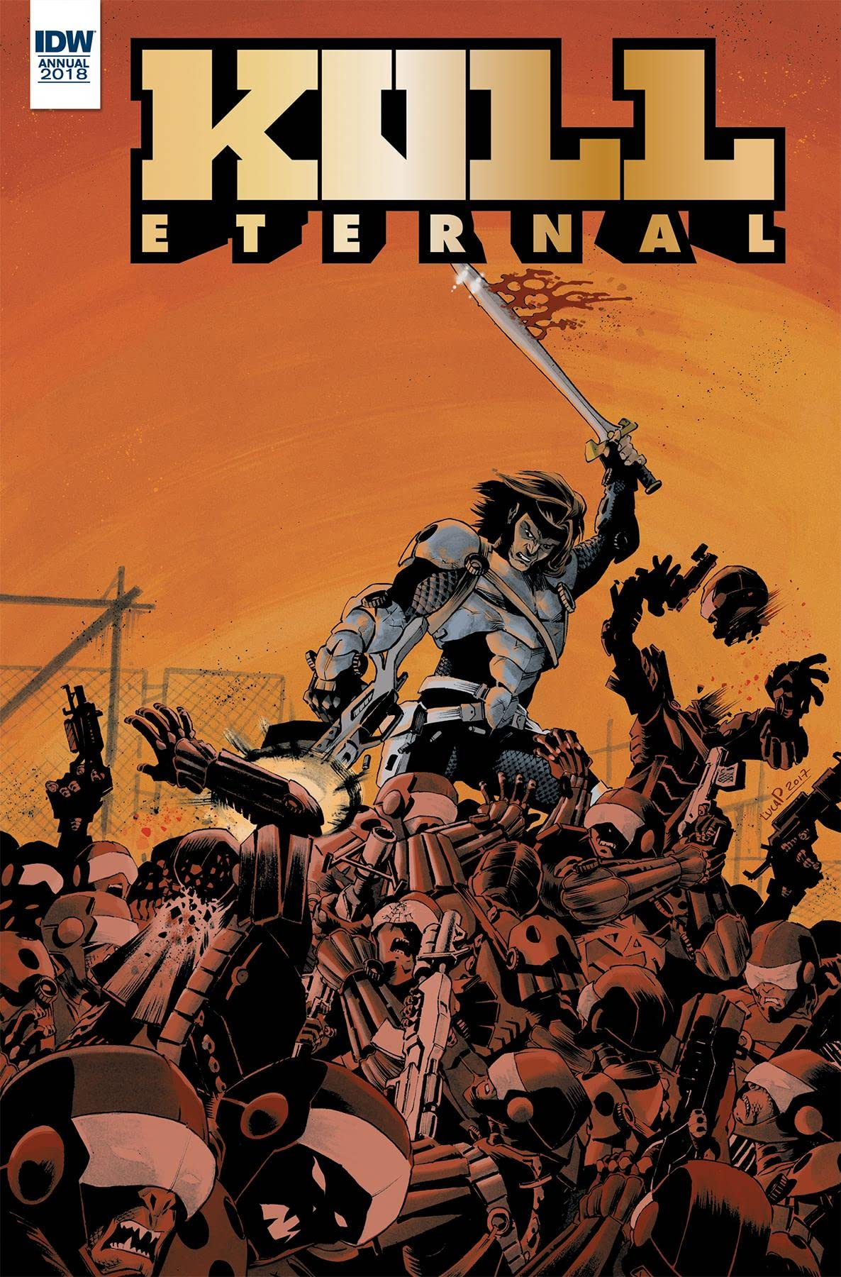Kull Eternal Annual 2018