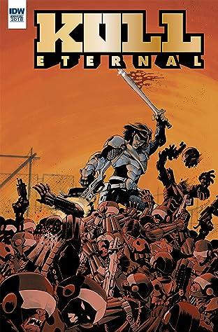 Kull Eternal Annual 2018