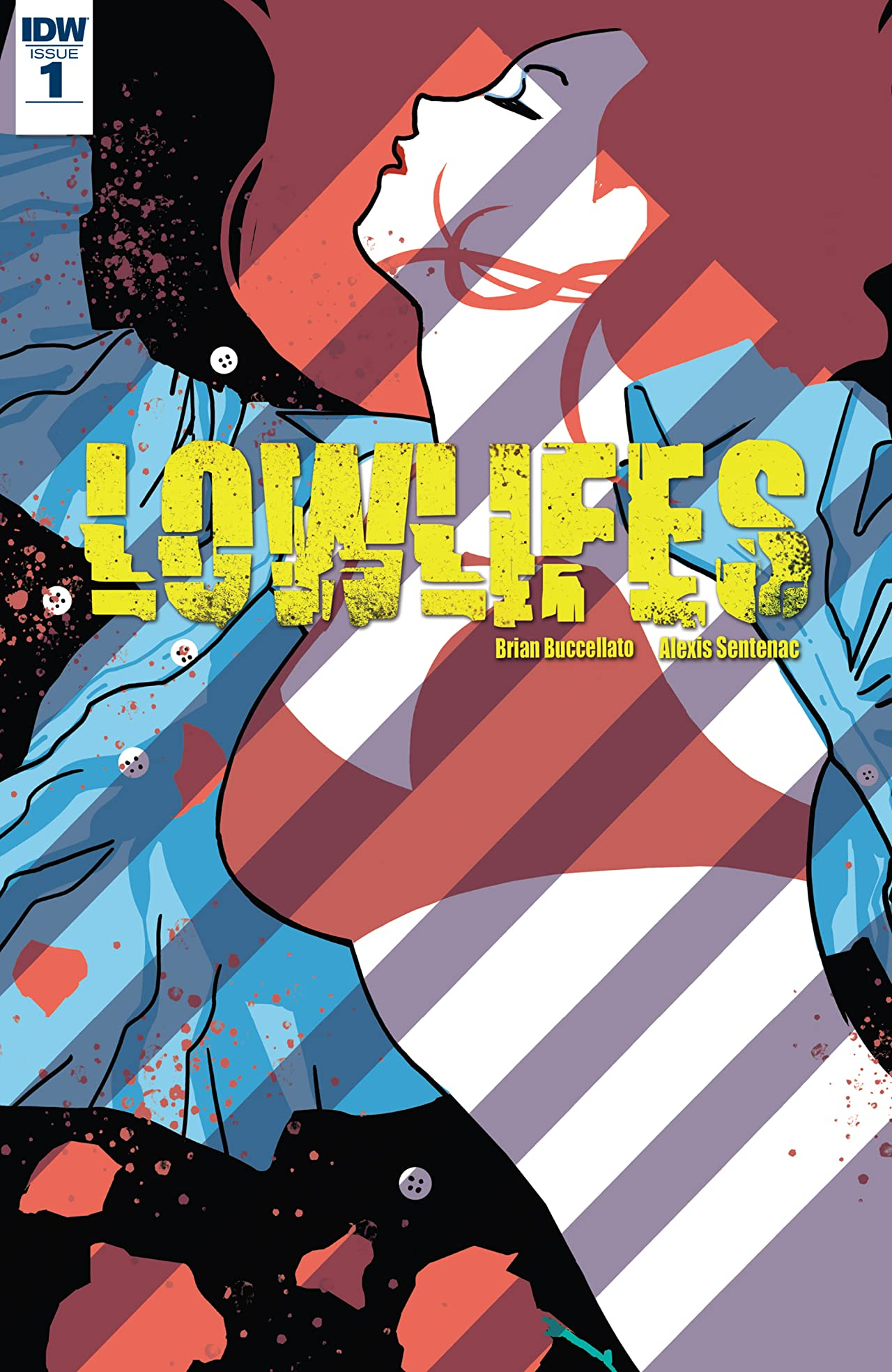Lowlifes #1 (of 4)