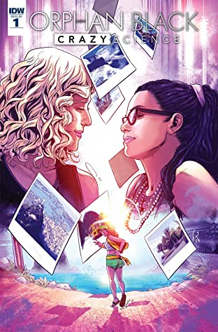 Orphan Black: Crazy Science #1