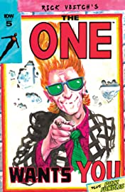 Rick Veitch's The One #5 (of 6)