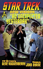 Star Trek: New Visions #22: An Unexpected Yesterday