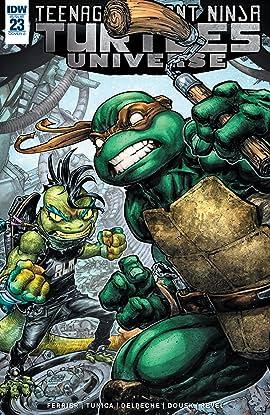 Teenage Mutant Ninja Turtles Universe #23