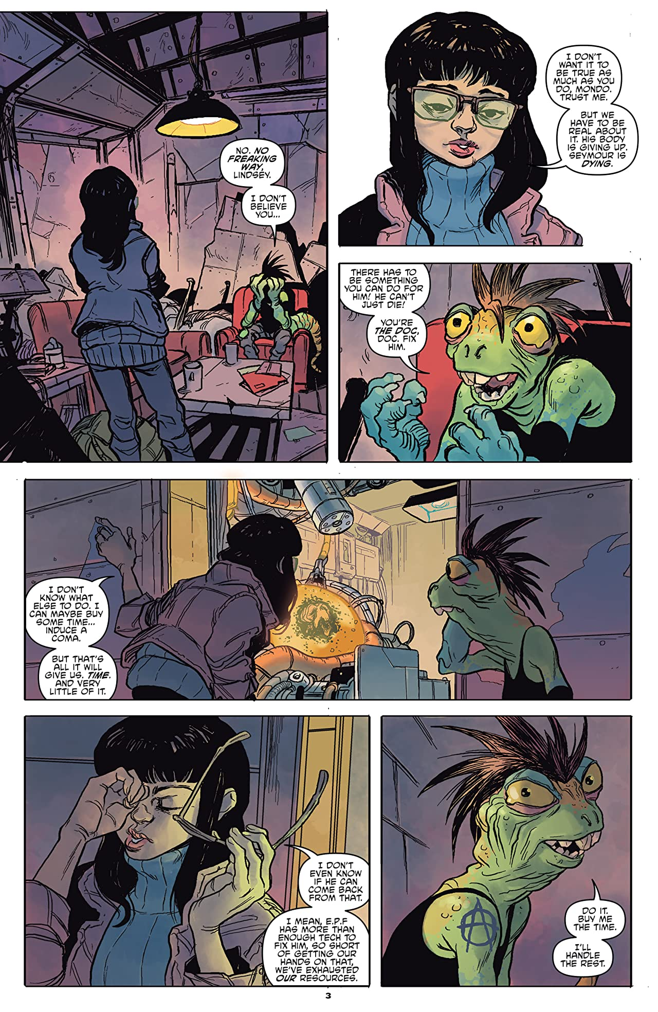 Teenage Mutant Ninja Turtles Universe #23