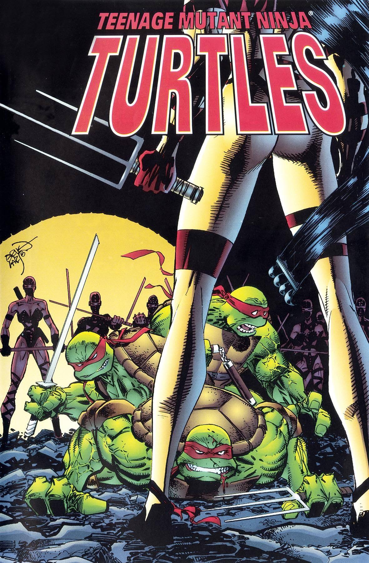 Teenage Mutant Ninja Turtles: Urban Legends #2