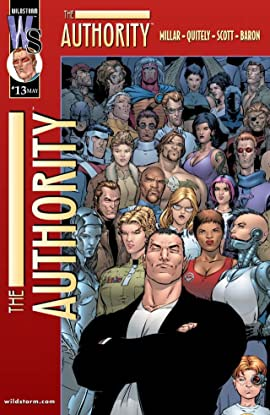 The Authority (1999-2002) No.13