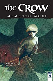 The Crow: Memento Mori #4