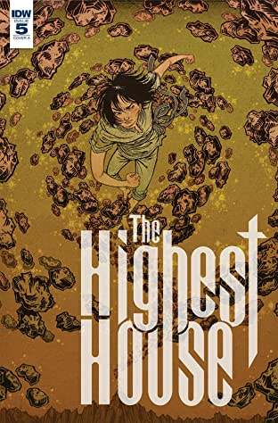 The Highest House #5 (of 6)