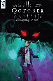 The October Faction: Supernatural Dreams #4