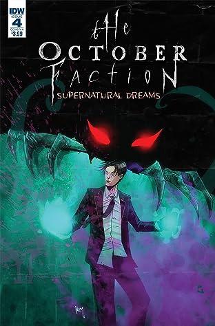 The October Faction: Supernatural Dreams #4