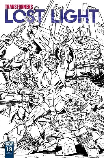 Transformers: Lost Light #19