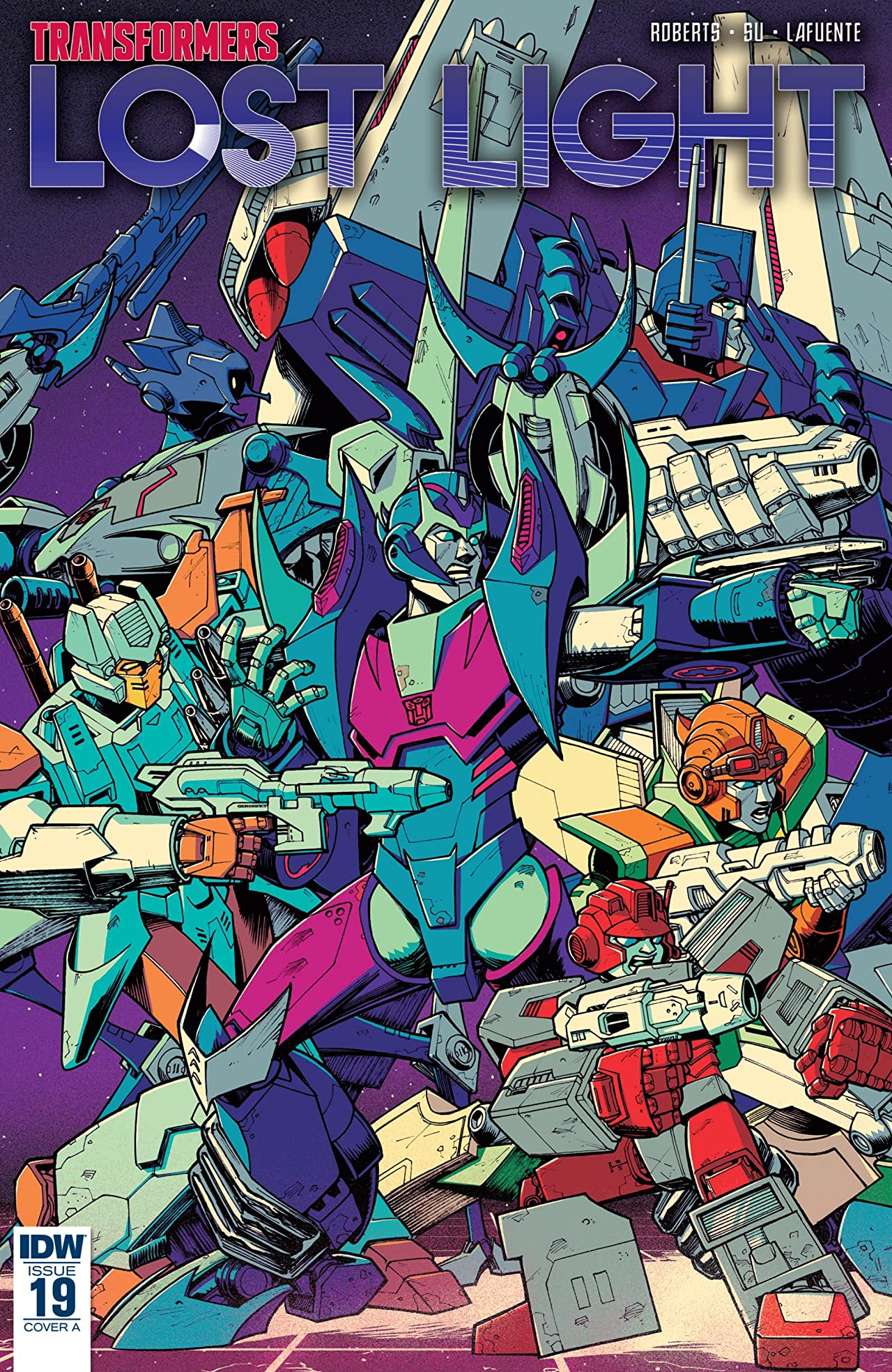 Transformers: Lost Light #19