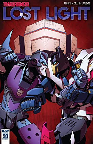 Transformers: Lost Light #20