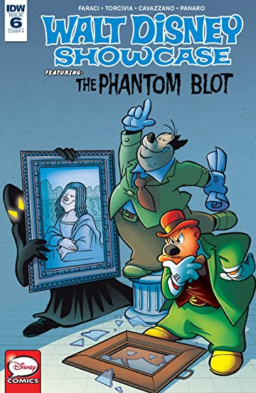 Walt Disney Showcase #6: The Phantom Blot
