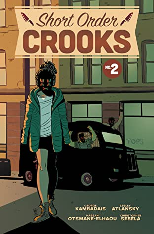Short Order Crooks #2