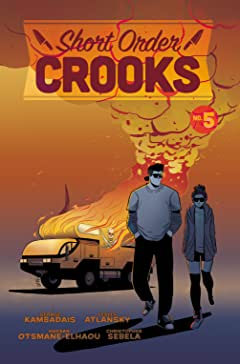 Short Order Crooks #5