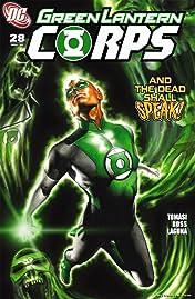 Green Lantern Corps (2006-2011) #28
