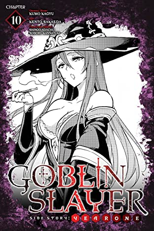 Goblin Slayer Side Story: Year One No.10