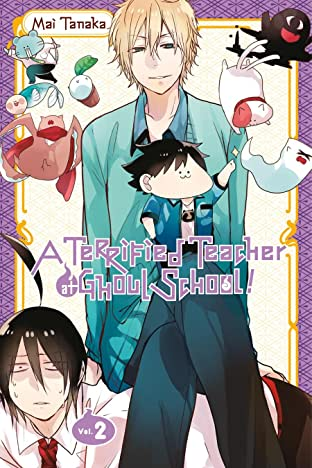 A Terrified Teacher at Ghoul School! Vol. 2