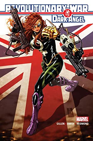 Revolutionary War: Dark Angel #1