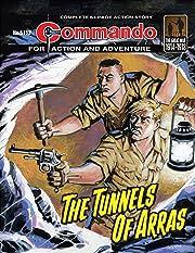 Commando #5117: The Tunnels Of Arras