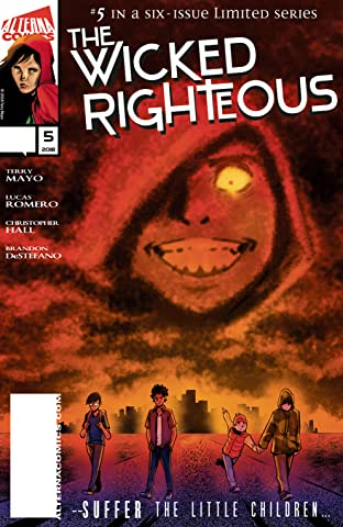The Wicked Righteous #5