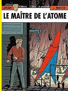 Lefranc Vol. 17: Le Maitre De L'Atome