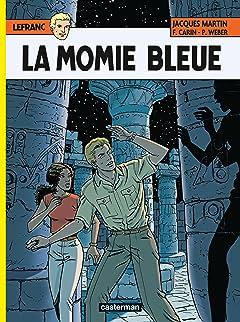 Lefranc Vol. 18: La Momie Bleue