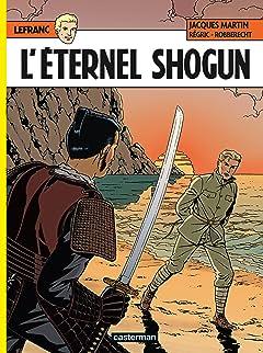 Lefranc Vol. 23: L'Eternal Shogun