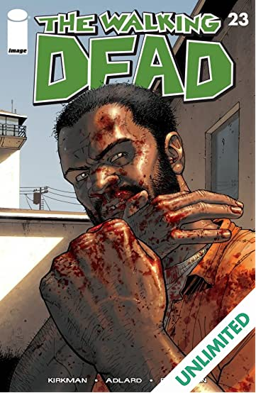 The Walking Dead COMIC_ISSUE_NUM_SYMBOL23