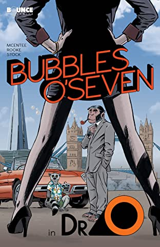 Bubbles O'Seven: Simian Agent #1