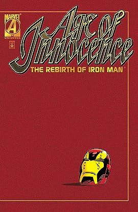 Age of Innocence: The Rebirth of Iron Man (1996) #1