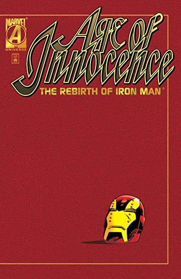 Age of Innocence: The Rebirth of Iron Man (1996) #1